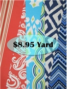 Discount Outdoor Fabric
