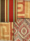 Amber Southwest Lodge Fabrics