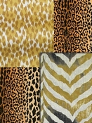 Topaz Animal Fabrics