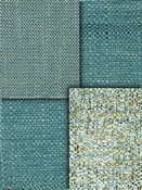 Aqua Green Crypton Upholstery Fabric