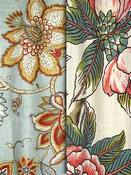 Autumn Spa Floral Fabrics