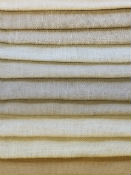 Beige Linen Curtain Fabric