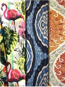 Contemporary & Tween Fabric Prints