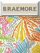 Braemore Fabric - Clarence House