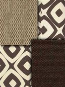 Brown Outdoor Fabric
