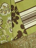 Robert Allen Fennel & Brown Fabric