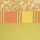 Citrus Rose Fabric