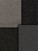 Charcoal Herringbone Fabric