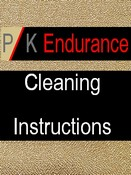 PK Endurance Cleaning Instructions