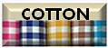 Cotton stripes, gingham checks, buffalo plaids, solids, jacquards and prints