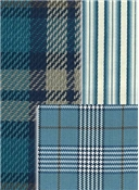 Checks, Plaids, & Tickings cotton fabric for upholstery, drapery or bedding. Eco Friendly Natural fiber fabric