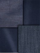 Blue Crypton Fabric