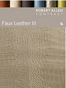 Faux Leather III Robert Allen Contract