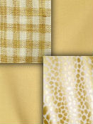 Yellow Fabric - Gold Fabric