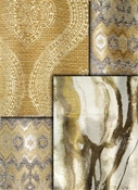 Bling Metallic Fabrics
