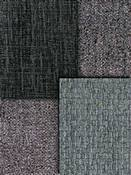 Graphite Chenille Upholstery Fabric