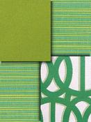Green Sunbrella Fabric