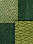 Green Chenille Upholstery Fabrics