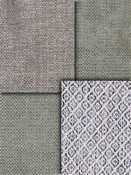 Grey Crypton Fabric