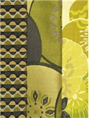 Richloom Yellow Grey