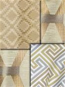 Jennifer Adams Gold Fabric