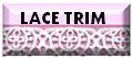 Bridal lace trim for wedding gowns and fromal dresses.