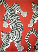 Jungle Animal Fabric by the yard