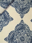 Block Print Fabric - John Robshaw Fabric