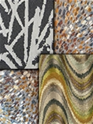 Natural Stone Modern Tapestry Fabric