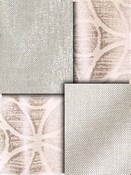 Neutral Metallic Fabric