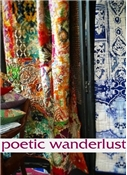 Poetic Wanderlust Fabric by Tracy Porter
