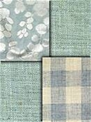 Spa Blue Fabric - P. Kaufmann Fabric