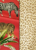 animal print fabric by the yard