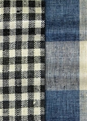 Plaid Fabric by the Yard - P. Kaufmann
