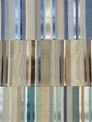 Stripe Drapery Fabric