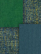 Peacock Crypton Upholstery Fabric