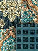Peacock Tapestry Fabric