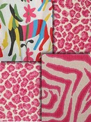 Colorful Animal Fabrics