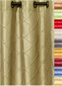 Pintuck Drapery Fabric