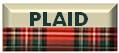 Plaid Fabric - Drapery plaid, Upholstery plaid