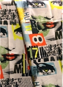 Digital Graphic Fabric