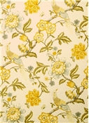 Jaclyn Smith Fabric 01832 Lemon Zest