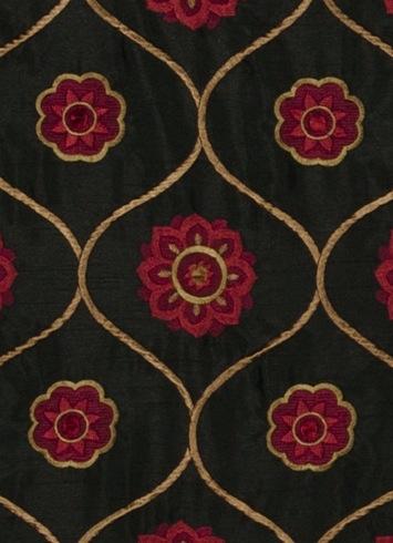 Jaclyn Smith Fabric 02096 Berry Jaclyn Smith Fabric
