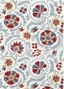 Jaclyn Smith Fabric 02097 Punch
