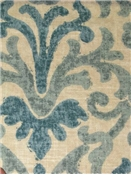 Jaclyn Smith Fabric 02098 Lagoon