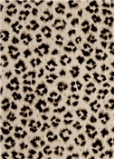 Jaclyn Smith Fabric 02100 Leopard