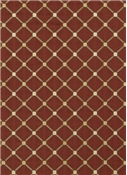 Jaclyn Smith Fabric 02104 Scarlet