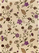 Jaclyn Smith Fabric 02105 Hydrangea