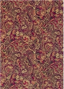Jaclyn Smith Fabric 02126 Wild Berry