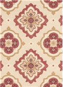 Jaclyn Smith Fabric 02129 Cardinal